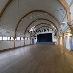 Victoria hall interior