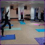 Fi Channon Yoga